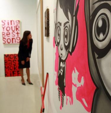 Contemporary art Budapest