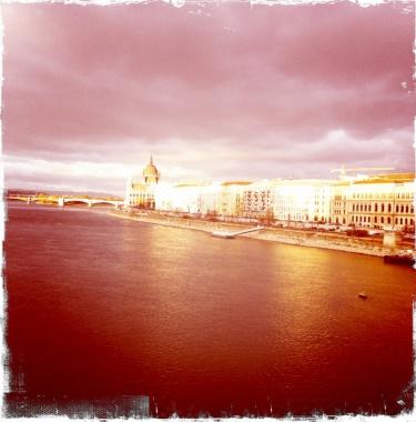 Un jour a Budapest....