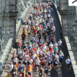 Budapest International Marathon route