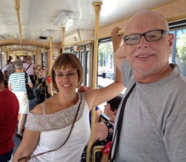Gay tour in Budapest with budapestUNDERGUIDE