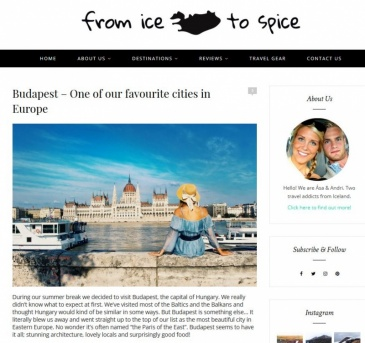budapestUNDERGUIDE from ice to spice