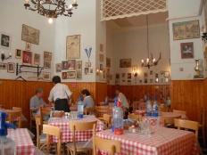 Retro Dining Budapest Kádar étkezde
