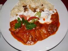 Hungarian Cuisine, Túrós Csusza
