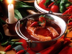Hungarian Cuisine, Fish soup