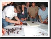 Chocolate making - creative team building