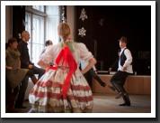 Folk Dance Queen - Budapest folk dance learning
