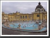 Széchenyi thermal bath....we love you sooo