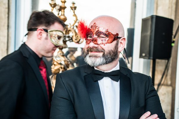 EF Education First – Masquerade Night & Conference