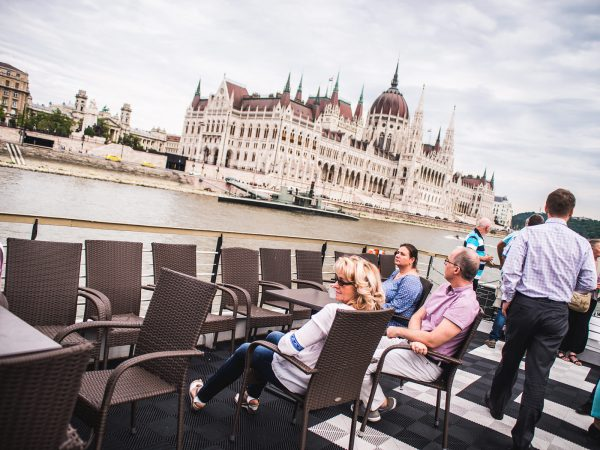 Sanofi – Danube Lunch & Sightseeing