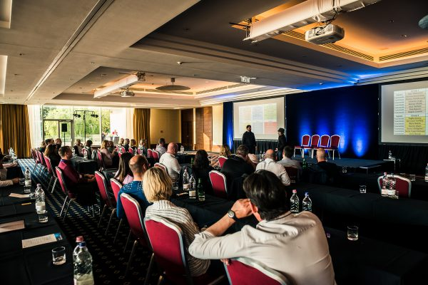Roche Ignition – Conference Weekend